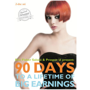 Photo of the CD cover 90 Days to a lifetime of big earnings