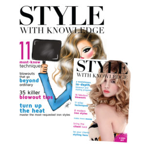 Photo of the Style With Knowledge book and dvd
