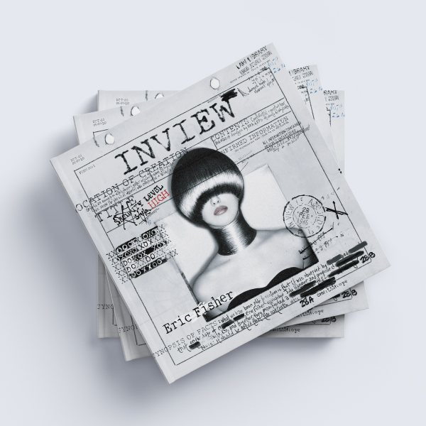 Image of the book Inview by master hairstylist Eric Fisher
